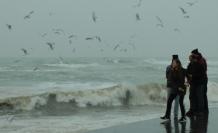 Düzce'de fırtına bekleniyor
