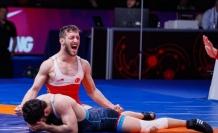 Bartın Üniversitesi öğrencisi, milli sporcu Haydar Yavuz, Avrupa üçüncüsü oldu