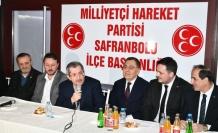 MHP Safranbolu İlçe Bakanlığında devir teslim