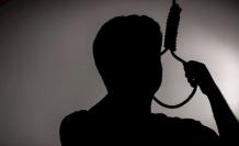 70 yaşında yaşlı adam kendini asarak intihar etti.