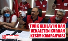 TÜRK KIZILAY'INDAN KAMPANYA