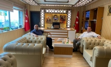 İl Başkanı Keleş, Çebi Grubu ziyaret etti