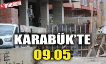 KARABÜK'TE  09.05