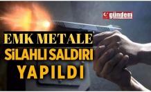 EMK Metal kurşunlamıştı… Tutuklandı...