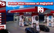 Petrol Ofisi resmen el değiştirdi