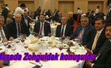 Masada Zonguldak konuşuldu
