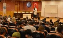 """Bartın Üniversitesinde """"Hedef Seçimi"""" konferansı"""