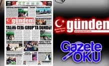 14 Mayıs 2018 Gündem Gazetesi