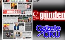 19 Mayıs 2018 Gündem Gazetesi
