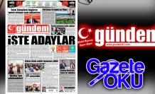 22 Mayıs 2018 Gündem Gazetesi