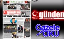 23 Mayıs 2018 Gündem Gazetesi