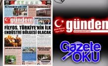 28 Mayıs 2018 Gündem Gazetesi