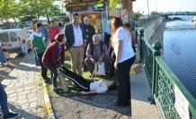 Akçakoca'da Kaza, 1 yaralı