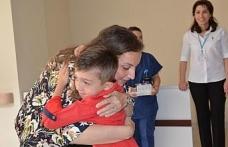 Makedonya'da tedavi imkanı bulamadığı hastalığı için Türkiye'ye geldi