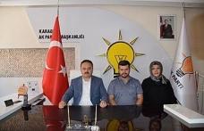 """Altınöz, """"Türkiye'yi lider ülke yapma hedefimize, kararlılıkla yürüyeceğiz"""""""