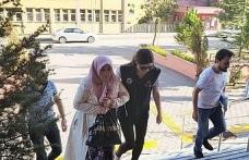 FETÖ şüphelisi kadın tutuklandı