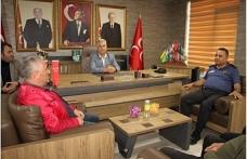 Emniyetten MHP'ye ziyaret