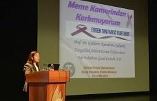 """Karadeniz'den, """"Meme Kanserinden Korkmuyorum"""""""