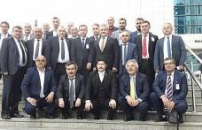 Yeniceliler Derneğinden Ankara çıkarması