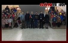Kilimli Anaokulu, Madencilik Ürünleri Sergisini gezdi