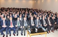 GMİS Armutçuk Şube Genel Kurulu yapıldı