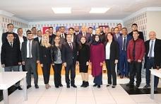 AK Parti Meclis Üyesi adayları tek yumruk…