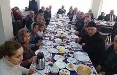 Şehit Aileleri ve Gaziler Kahvaltıda Bir Araya Geldi