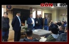 Erdemir'den Türk Metal Sendikasına ziyaret