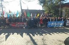 Fırat Çakıroğlu ölümünün yıldönümünde Zonguldak'ta anıldı