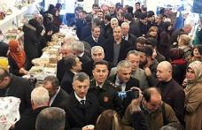 'Hayır Çarşısı' törenle açıldı