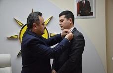 MHP'den istifa etti AK Parti'ye geçti