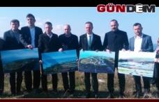 Alan Millet Bahçesi Projesini tanıttı
