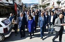 Başkan Vergili, MHP Safranbolu Adayı için destek istedi