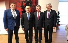 Turpcu'dan Kılıçdaroğlu'na ziyaret