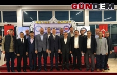 Başkan Alan, Bem-Bir-Sen iftarına katıldı.