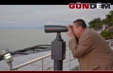 Nuri Tekin nereye bakıyor?