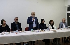 Vali Zülkif Dağlı Yığılca halkı ile iftar yaptı