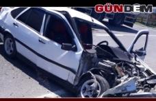Devrek'te Kaza, 2 yaralı