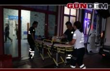 Minik Elvanur balkondan düşüp yaralandı!..