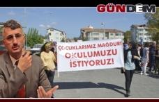 Vali Bektaş, okullarını geri isteyen öğrencilere seslendi