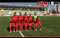 Zonguldakspor beraberliğe razı geldi