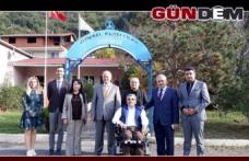 Çorumluoğlu'ndan Şentürk'e ziyaret