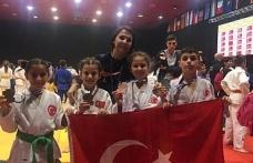 Düzceli Judocular 9 madalya ile yurda döndü