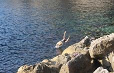Kasım ayında deniz keyfi