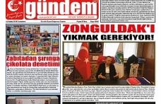 14 ARALIK 2019 CUMARTESİ GÜNDEM GAZETESİ