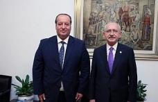 KARDERFED Başkanı Cevdet Akay, Kılıçdaroğlu ile görüştü