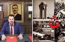 Başkan Kaya, Yanvar katliamını kınadı