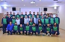 Karabük'te TFF C antrenörlük kursu başladı