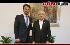 Kılıçdaroğlu'nun makamında 'Eylem' vardı!