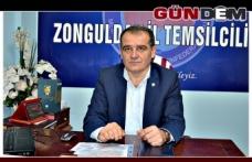 """""""HER TÜRLÜ DARBEYE KARŞIYIZ"""""""